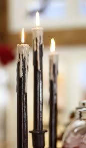 Halloween Flameless Taper Candles by 148 Best A Spooky Halloween Images On Pinterest Happy Halloween