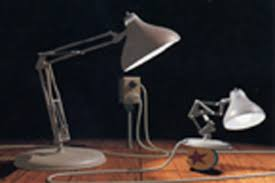 Luxo Jr Lamp Model by Ars Electronica Archive