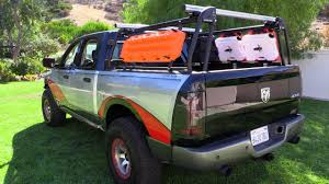 100 Truck Designs Active Cargo System Rack By Leitner Transformed The