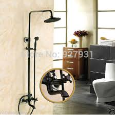 Wall Mounted Bathroom Faucets Oil Rubbed Bronze by Cheap Oil Rubbed Bronze Shower Faucet Set Find Oil Rubbed Bronze