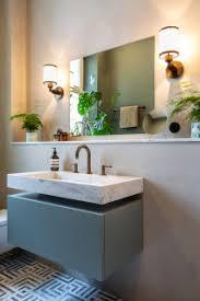 75 badezimmer mit buntem boden ideen bilder april 2021