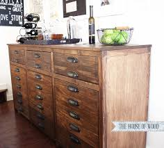 Ana White Shed Door by Ana White Printers Triple Console Cabinet Diy Projects