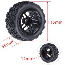 4Pcs/Lot 2.2 Inch RC 1/10 Monster Truck Tires Wheels Rims 12mm Foam ... Badlands Sc 2230 M2 Medium Sct Short Course Truck Tires Perfection Wheels 35 Tires On 20 Rims Will Fit Ram Rebel Forum Fuel Vector D600 Bronze Black Ring Custom Rims 15 Scale Dirt Knobby Tireswheels 195x75 Rovan Rc Lubbock Tx Apex Offroad Llc Rad Packages For 4x4 And 2wd Trucks Lift Kits Abbotsford Bc Chilliwack Langley Curtis Tire Wheel 4 Pieces Complete Sponge Inserted Hex 12 195inch Vision And One Year Later Diesel Power Magazine Choosing 3500 Dually Youtube
