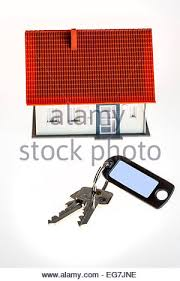 Construct Symbolic Image House Home New Keys Move Sold