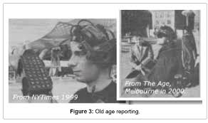 Mass Communication Journalism Old Age Reporting