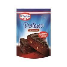 dr oetker chocolate glaze icing ready to serve 1 pack free us shipping ebay
