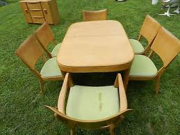 Heywood Wakefield Chairs Antique by Heywood Wakefield Dining Chairs Collection On Ebay
