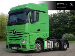 Buy Used 2014 Mercedes Actros 10803 - Compare Used Trucks