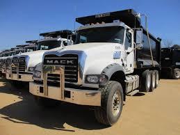100 Mack Dump Trucks Ready To Work McDevitt