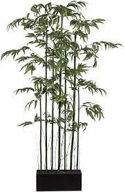 kunstbambus bambus raumteiler creativ green höhe 150 cm kaufen otto