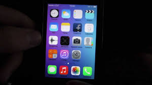 iOS 7 sur iPhone 3gs ipod 4g ipod 3g ect