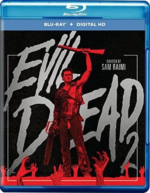Evil Dead 2 - BLU-RAY