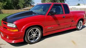 This Chevy S-10 Xtreme Lives Up To Its Name With Supercharged Ls V-8 ... Chevy S10 Wheels Truck And Van Chevrolet Reviews Research New Used Models Motortrend 1991 Steven C Lmc Life Wikipedia My First High School Truck 2000 S10 22 2wd Currently Pickup T156 Indy 2017 1996 Ext Cab Pickup Item K5937 Sold Chevy Pickup Truck V10 Ls Farming Simulator Mod Heres Why The Xtreme Is A Future Classic Chevrolet Gmc Sonoma American Lpg Hurst Xtreme Ram 2001 Big Easy Build Extended 4x4 Youtube
