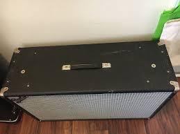 Fender Bassman Cabinet 1x15 by Vintage 1967 Fender Bassman Cabinet 1x15