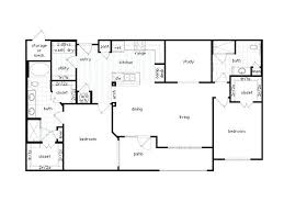 Small Duplex Floor Plans by 3 Bedroom 2 Bath Duplex Floor Plans Nrtradiant