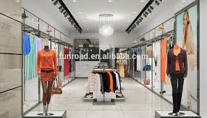 New Creative Design Clothes Display Kiosk For Store