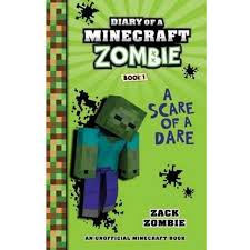 Minecraft Bedding Target by Diary Of A Minecraft Zombie A Scare Of A Dare Big W