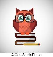 Vector Illustration Of An Owl Graphic Design