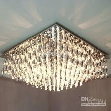 Ceiling Chandelier Modern Luxury Plastic Lamp Living Room Dining Lights Sale