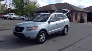 Used 2008 Hyundai Santa Fe GLS For Sale Oklahoma City Buy Here Pay ...