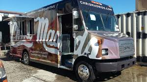 100 San Antonio Food Truck Chris Madrids Will Reopen With After October Fire Flavor