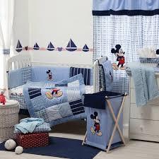 blue mickey mouse bedding collection crib bedding set petagadget