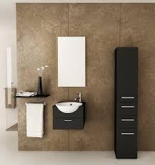 Bathroom Wall Cabinet With Towel Bar White by Bathroom Small Wall Mounted Bathroom Vanity With Modern Bathroom