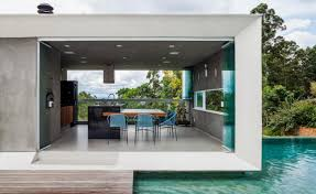 100 Designs Of A House Neblina In Brazil Designed By FGMF Wallpaper