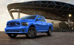 Hydro Blue Sport: Not A Body Wash, It's A New Ram Pickup! | General ... 2017s New Cheapest And Smallest Street Sweeper Truck For Sale Cheapest Truck Suppliers Manufacturers At 10 New 2017 Pickup Trucks Cheap Truckss Vehicles To Mtain And Repair Wkhorse Introduces An Electrick To Rival Tesla Wired 2016 Us Auto Sales Set A Record High Led By Suvs The 11 Most Expensive 2015 Chevrolet Silverado 1500 4x4 62l V8 8speed Test Reviews 2013