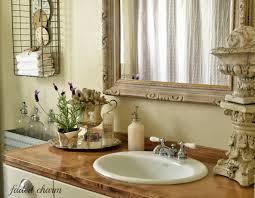 Primitive Bathroom Decorating Ideas by Doors T Decoration In Balcony Bathroom Decor For Inspiring Fake