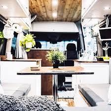 Impressive Interior Design And Decor Ideas For Camper Van