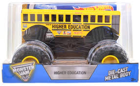 Cheap Monster Truck Hot Wheels, Find Monster Truck Hot Wheels Deals ... Diecast Pull Back School Bus Truck Novelty Toy Vehicles The Church Of Living Waters Monster School Bus Rolls Down The Amazoncom Iron Track Electric Yellow 118 4wd Ready To Davetaylorminiatures Mad Max Monster Trucks Final Batch Painted Luxury Jamestown Newsdakota U Cars Truck Jam Wallpaper 130912 Lego Ideas Vintage Saint Sailor Studios Tamiya King 6x6 G601 With Options Review Rc Driver 3d Model In Concept 3dexport