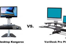 varidesk pro plus 36 vs ergotron workfit t which is better