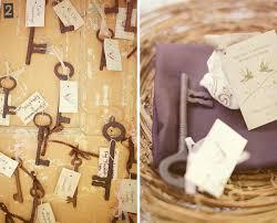 Key Wedding Decorations Escort Cards Copy