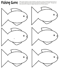 See Best Photos Of Fish Cutouts To Print Inspiring Template Images Cut Out Printables Preschool