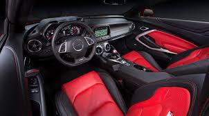 Camaro Named e of Wards 10 Best Interiors