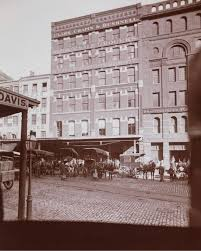 100 Duane Nyc NEW YORK CITY THEN NOW On Instagram 1897 Now Clark Chapin