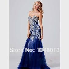 dark blue mermaid prom dress choice image prom dress 2017