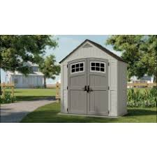 Suncast Resin Glidetop Outdoor Storage Shed Bms4900 by Sheds Storage Suncast Corporation