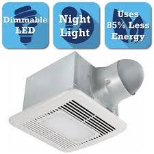 Home Depot Bathroom Exhaust Fans by Bathroom Exhaust Fan With Led Light 68 Inch Ceiling Fan Menards