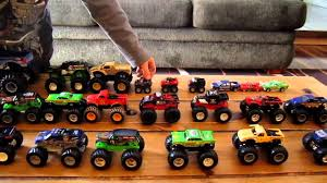 Toy Trucks: Monster Toy Trucks