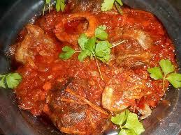 cuisiner du jarret de boeuf recette de jarret de boeuf façon osso bucco