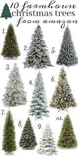 Fresh Christmas Trees Types by 10 Amazing Christmas Trees From Amazon Liz Marie Blog