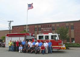 100 New Fire Trucks About Rescue Minuteman Inc
