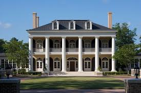 Images Neoclassical Homes by Acadian Style Homes For A Traditional Exterior With A Large House