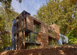 100 Robert Gurney Mohican Hills House By Architect Overlooks