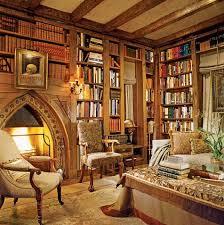 decoration bureau style anglais des idées déco le bureau bibliothèque le de haute
