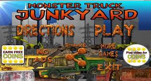 100 Play Free Truck Games Monster Junkyard For Android Game Dailymotion Video