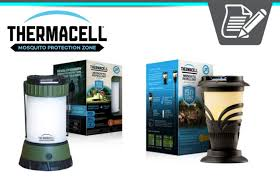 Thermacell Mosquito Repellent Patio Lantern Amazon by Thermacell Review Outdoor Mosquito Repeller Lanterns U0026 Torches