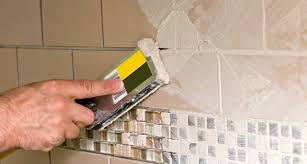 Regrout Old Tile Floor by Re Grouting Tiles